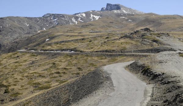 Pico de Veleta - Cultura de Algibeira