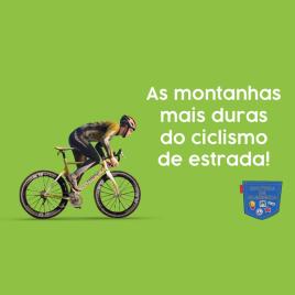 Montanhas mais duras do ciclismo de estrada Cultura de Algibeira