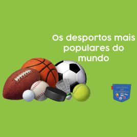 Os desportos mais populares do mundo - Cultura de Algibeira