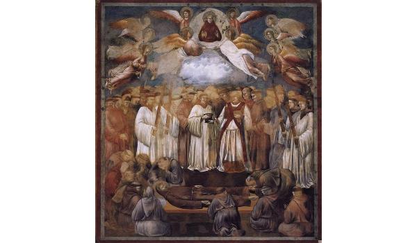 Morte di san Francesco - Cultura de Algibeira