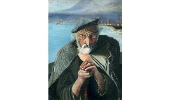 O Velho Pescador - Cultura de Algibeira