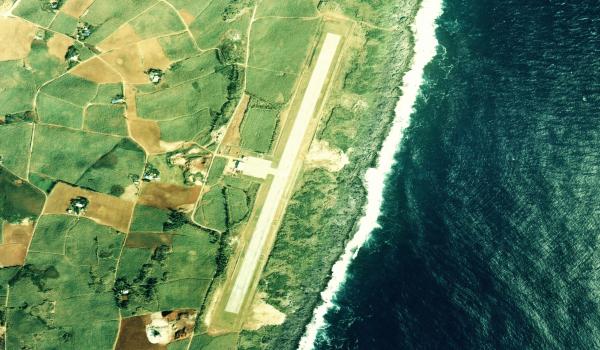 Os cinco voos mais curtos do mundo - Cultura de Algibeira