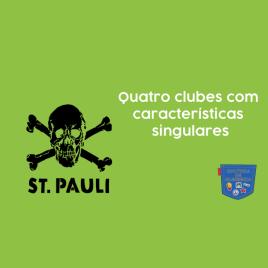 Quatro clubes com características singulares Cultura de Algibeira