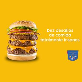 Dez desafios de comida totalmente insanos - Cultura de Algibeira