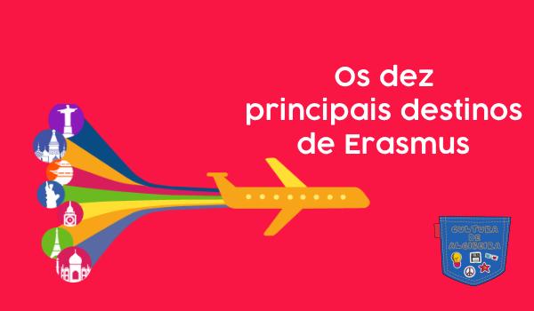 Os dez principais destinos de Erasmus - Cultura de Algibeira, Algibeira, Bolso, Cultura