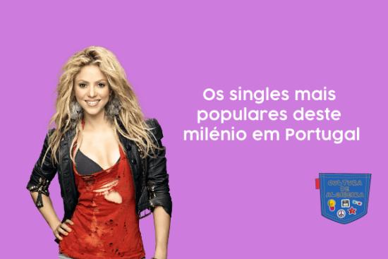 Os singles mais populares deste milénio - Cultura de Algibeira