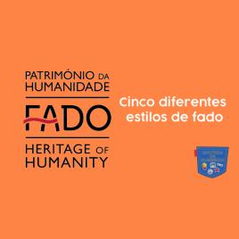 Cinco diferentes estilos de fado - Cultura de Algibeira