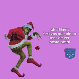 Oito filmes festivos que tens de ver Natal - Cultura de Algibeira