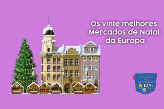 Os vinte melhores Mercados de Natal - Cultura de Algibeira