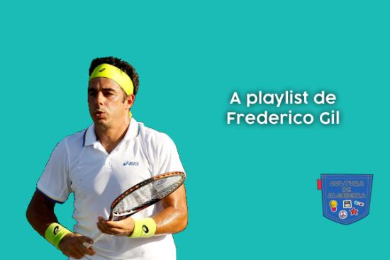 A playlist de Frederico Gil - Cultura de Algibeira
