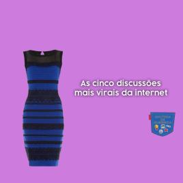 As cinco discussões mais virais da internet Cultura de Algibeira