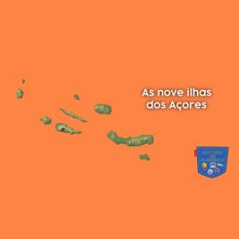 As nove ilhas dos Açores - Cultura de Algibeira