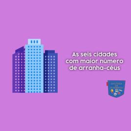 6 cidades com maior número de arranha-céus Cultura de Algibeira