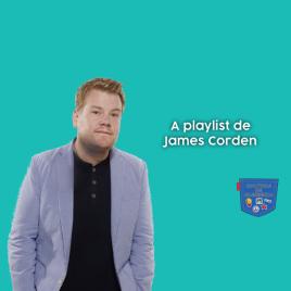 A playlist de James Corden Cultura de Algibeira