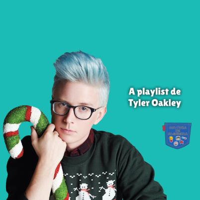 A playlist de Tyler Oakley Cultura de Algibeira