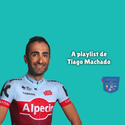 A playlist de Tiago Machado - Cultura de Algibeira