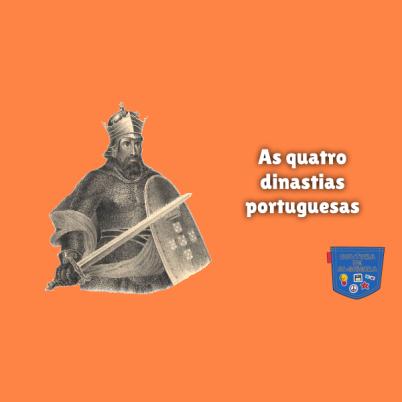 As quatro dinastias portuguesas Cultura de Algibeira