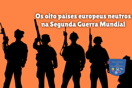 8 país europa neutro Segunda Guerra Mundial Cultura de Algibeira