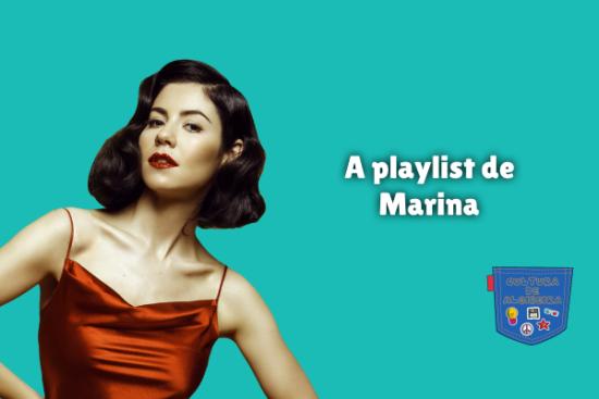 A playlist de Marina Cultura de Algibeira
