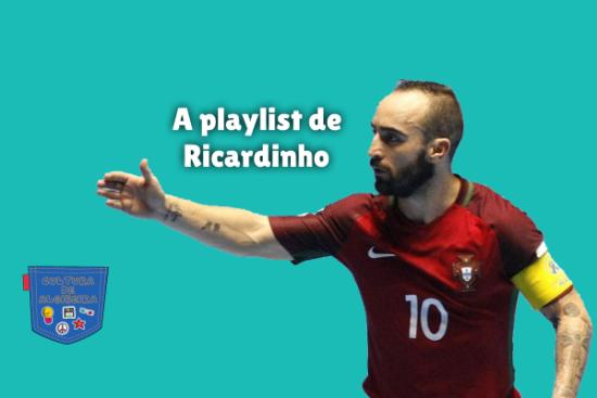 A playlist de Ricardinho Cultura de Algibeira