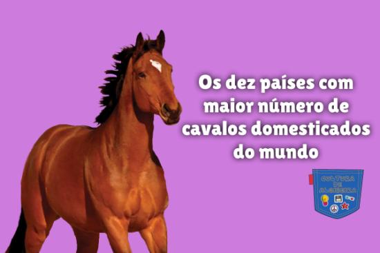 países maior número cavalos domesticados Cultura de Algibeira