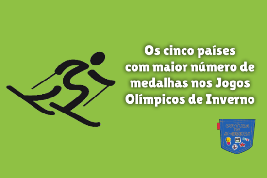 países mais medalhas Jogos Olímpicos Inverno Cultura de Algibeira