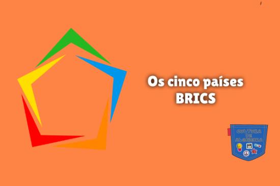 Os cinco países BRICS Cultura de Algibeira