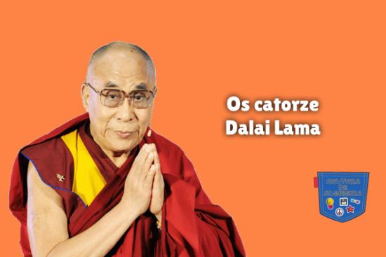 Os catorze Dalai Lama Cultura de Algibeira