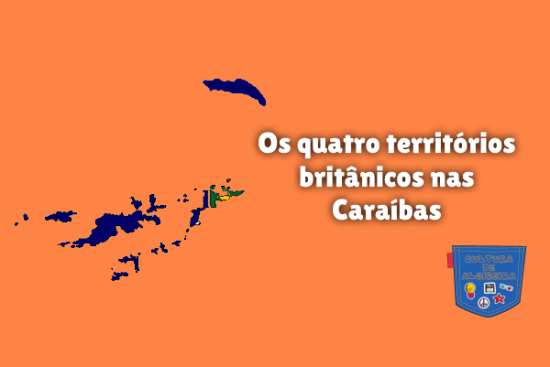 quatro territórios britânicos Caraíbas Cultura de Algibeira