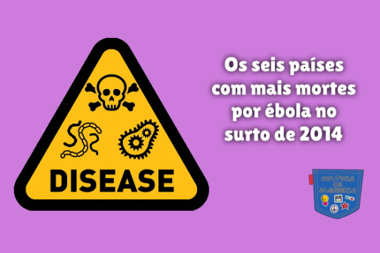 países mais mortes ébola surto Cultura de Algibeira