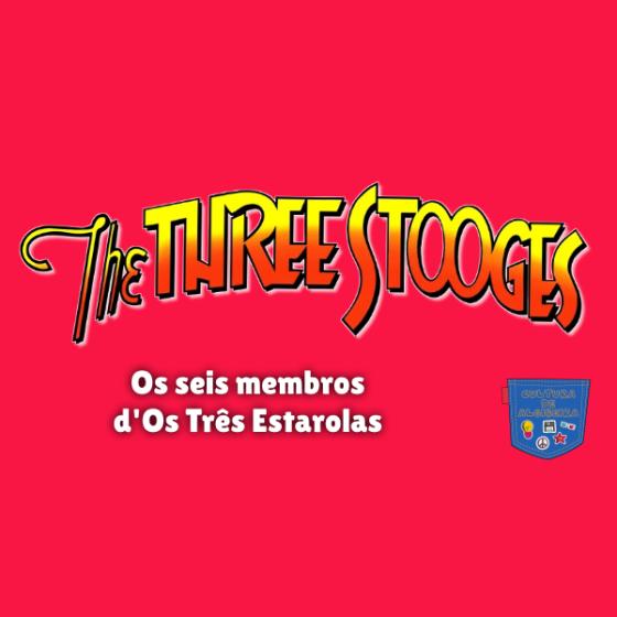 Os seis membros d'Os Três Estarolas Cultura de Algibeira